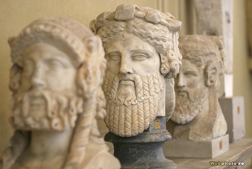Babylonian Statues